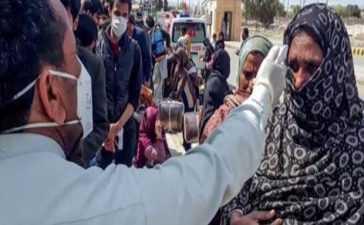 coronavirus in Sindh