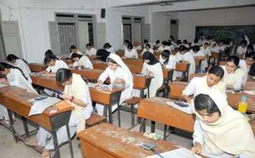 secondary class examinations