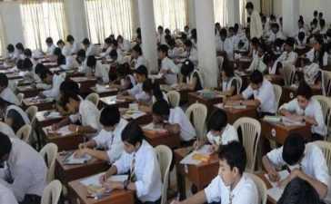 matric examination