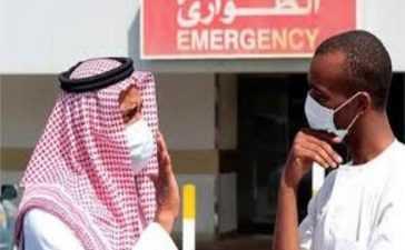 coronavirus case in KSA