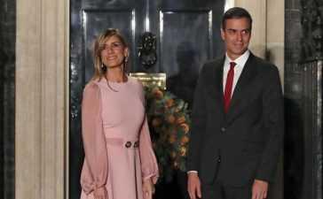 Spanish PM's wife
