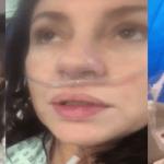 Coronavirus patient posts a stark video from ICU to warn people