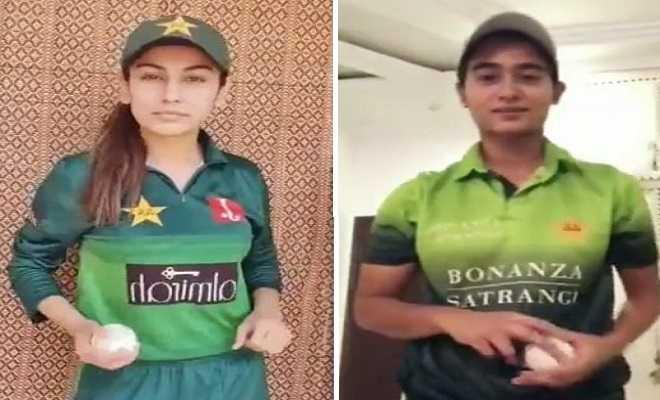Pakistan's-Women-Cricket Team
