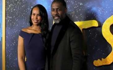 Idris-wife