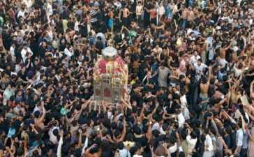 Youm-i-Ali Processions