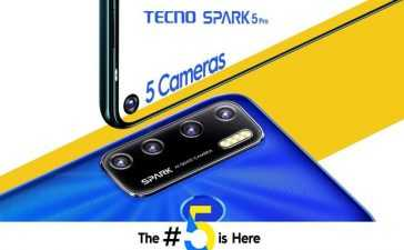 TECNO's New Spark Series