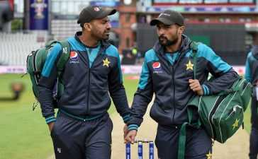 Amir and Wahab