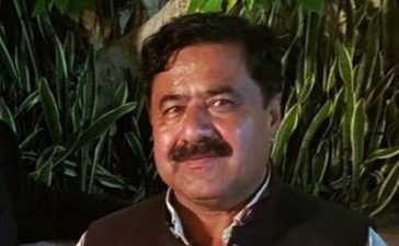 Sindh minister Murtaza Baloch