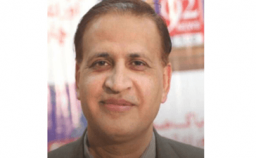Journalist Fakhruddin Syed death