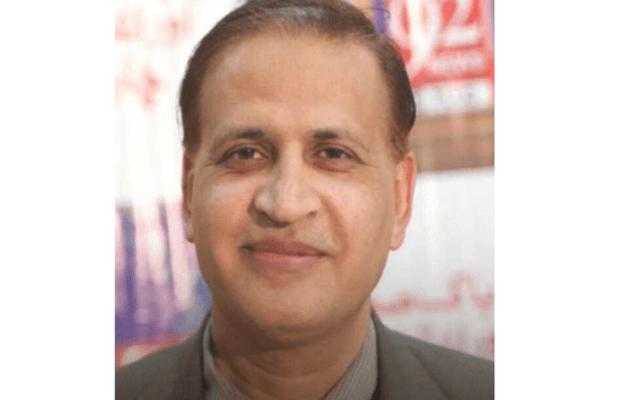 Journalist Fakhruddin Syed death