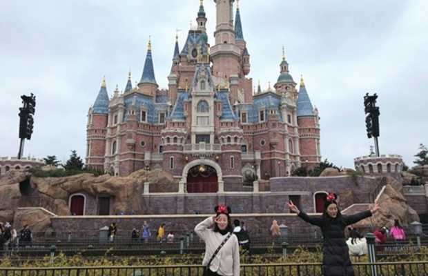 Disneyland Shanghai