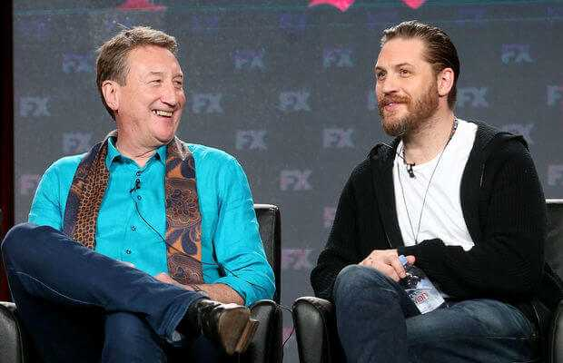 Tom Hardy and Peaky Blinders Maker collaboration