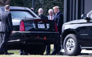 Donald Trump's Valet