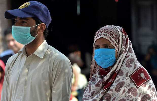 COVID-19 cases in sindh