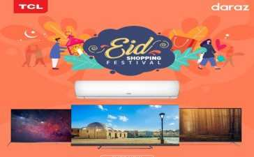 TCL and Daraz Eid Festival offer