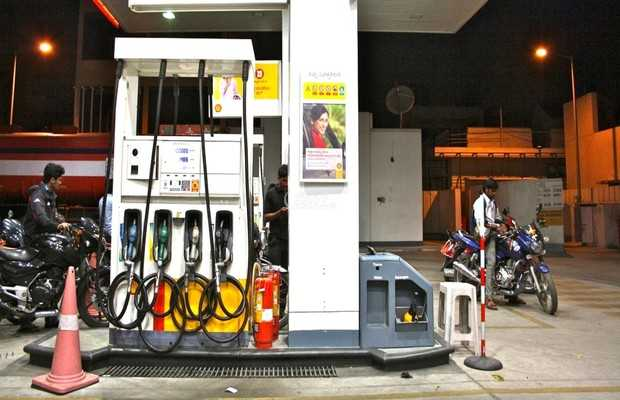 petrol price deduction