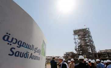 Saudi Oil Giant Aramco