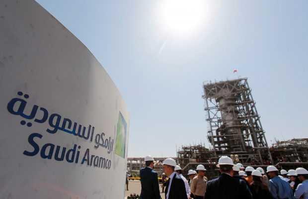 Saudi Oil Giant Aramco