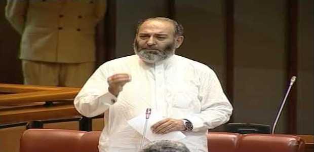 Senator Mushtaq