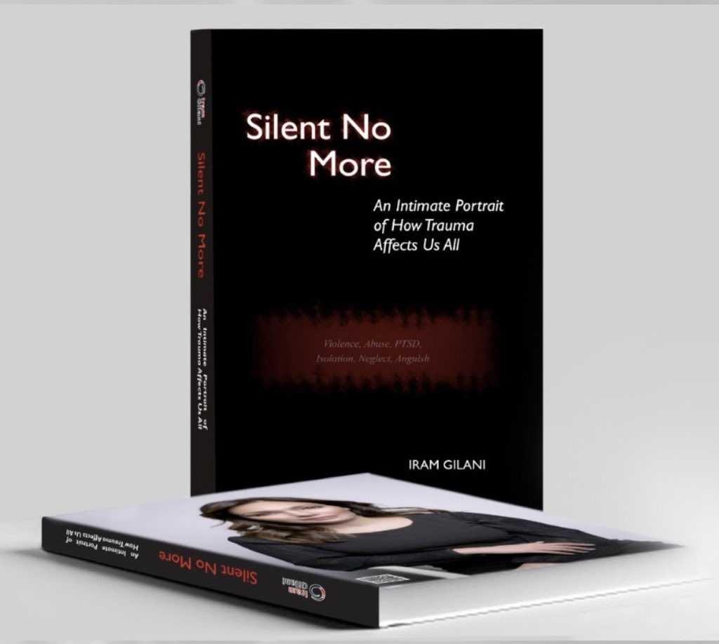 Iram Gilani's book