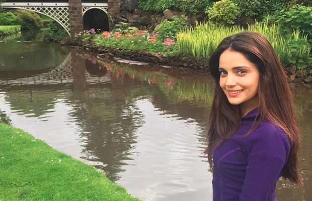 Armeena Khan took break