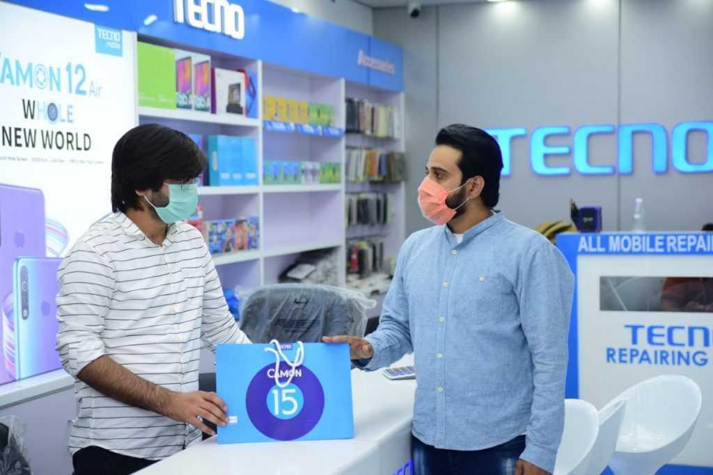 TECNO sales