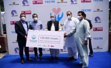 TECNO Donation Ceremony