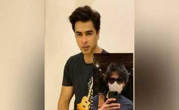 Shehzad Roy's ordeal of DIY hair