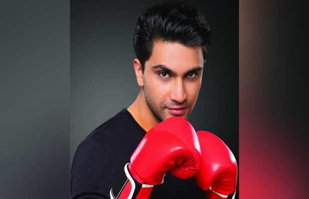 Ahad Raza Mir in Men campaigns in 2020