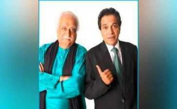 Anwer Maqsood emotional remembering Moin Akhter