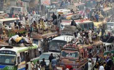 public transport in Balochistan