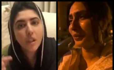 Usman Malik's wife video statement