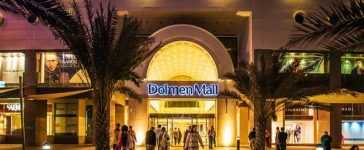 dolmen mall reopening