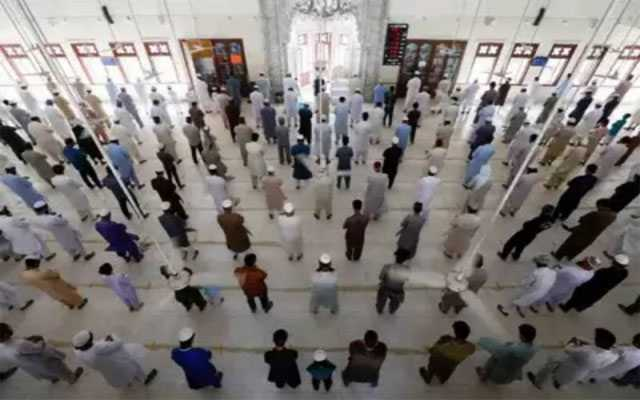 Eid prayers SOPs