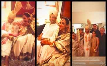 Daniyal and Faryal marriage