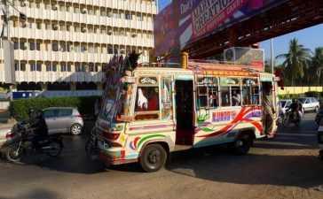 Sindh public transport resumption