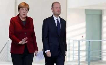 Malta's envoy resigns