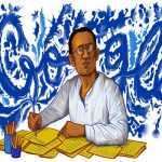 Google honours Saadat Hasan Manto with doodle on 108th Birthday
