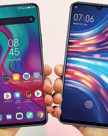 Infinix Note 7 vs. Vivo S1: Why should you choose Infinix Note 7 over Vivo S1