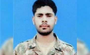 Pakistani peacekeeper