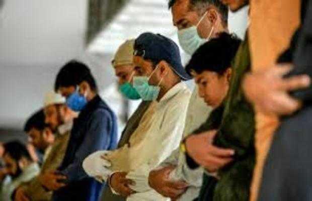 Eid prayers in sindh