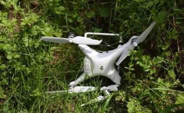 Indian spy drone in Rakhchikri sector