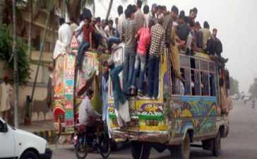 public transport resumption SOPs
