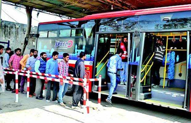 Public transport to resume with SOPs