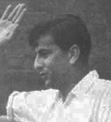 Pakistan's 1st Test Victory