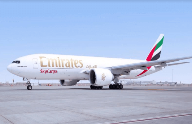 Emirates SkyCargo's global network