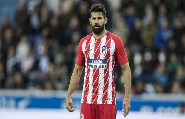 Atletico's Diego Costa fraud