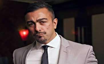 Shaan Shahid Throws Shade