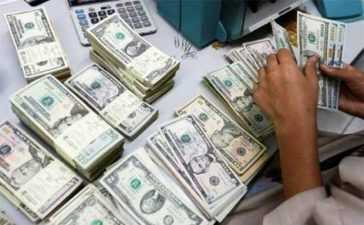 US dollar new rate