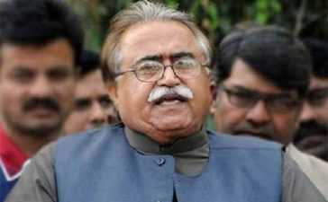Moula Baksh Chandio effected coronavirus